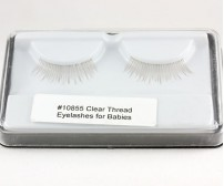 Eyelashes for Babies - Clear Thread