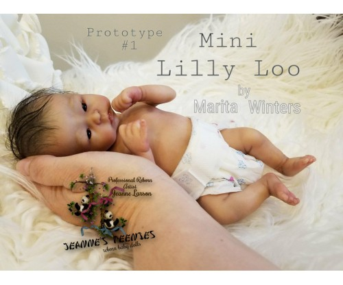 Kit - Lilly Loo by Marita Winters