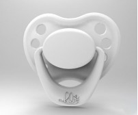 Sweetheart Pacifier - Snow White with Magnet