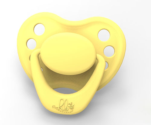 Sweetheart Pacifier - Bumble Bee with Magnet