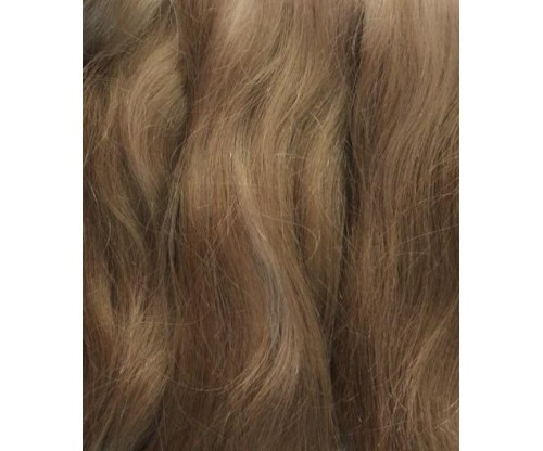 Pixie Kissed Mohair - Straight - Baby Brown