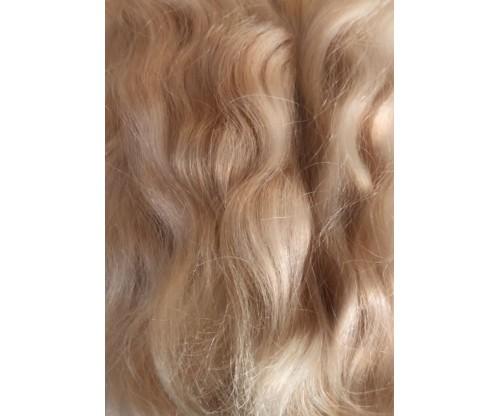 Pixie Kissed Mohair - Wavy - Blonde