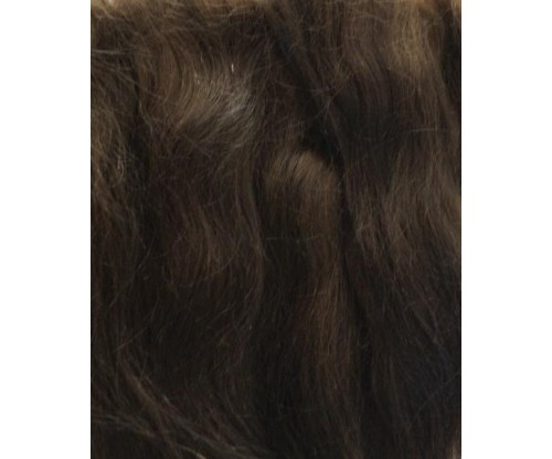 Pixie Kissed Mohair - Straight - Brown/Black