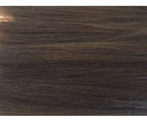 Pixie Kissed Mohair - Straight - Dark Brown