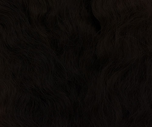 Pixie Kissed Mohair - Straight - Mocha Brown